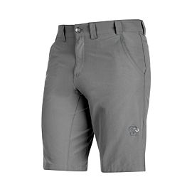 Mammut Hiking short heren titanium