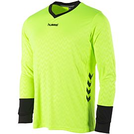 Hummel Hannover keepersshirt neon yellow black