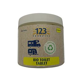 123 Products bio toilet tabletten