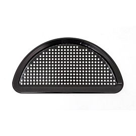 Big Green Egg perforated half grid rooster L