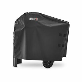 Weber barbecuehoes Premium Pulse met stand