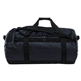 The North Face Base Camp duffel L zwart