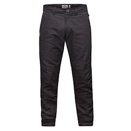 Fjällräven Sörmland Tapered Winter wandelbroek heren dark grey
