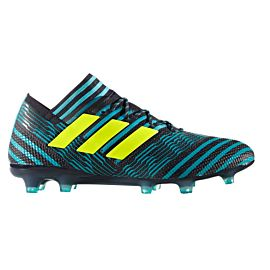 Adidas Nemeziz 17.1 FG BB6078 voetbalschoenen legend ink solar yellow energy blue