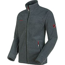 Mammut Innominata Advanced ML fleece vest heren black melange