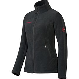 Mammut Innominata Advanced ML fleece vest dames black melange