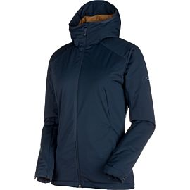 Mammut Chamuera SO Thermo Hooded outdoor jack dames marine