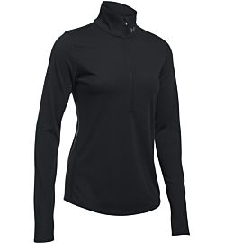 Under Armour Threadborne Streaker shirt dames zwart