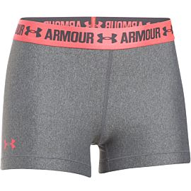 Under Armour HeatGear Armour short dames gray