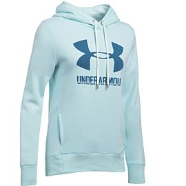 Under Armour Favorite fleece hoodie dames blue