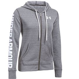 Under Armour Favorite fleece vest dames gray