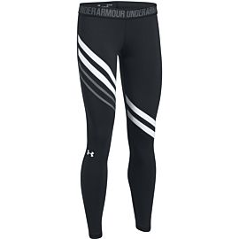 Under Armour Favorite Engineered sportlegging dames black