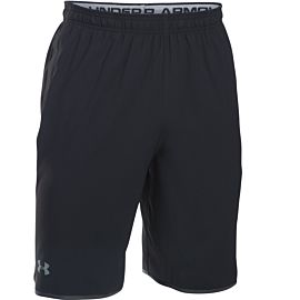 Under Armour Qualifier Woven sportbroek heren black