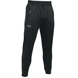 Under Armour ColdGear Reactor Tapered joggingbroek heren black