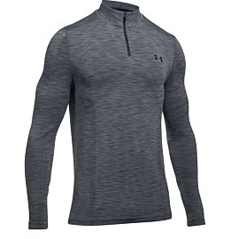 Under Armour Threadborne Zip shirt heren gray