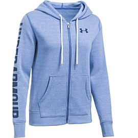 Under Armour Favorite Full Zip fleece vest dames blue
