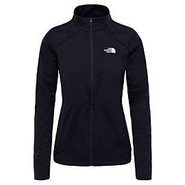 The North Face Aterpea II softshell jack dames TNF black