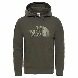 The North Face Drew Peak sweater heren taupe green