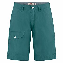 Fjällräven Greenland short dames frost green