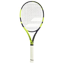 Babolat Pure Aero Lite tennisracket black yellow