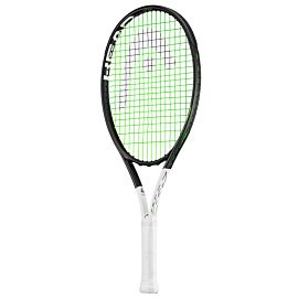 Head Graphene 360 Speed 25 tennisracket junior black white