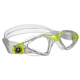Aqua Sphere Kayenne zwembril junior clear lime