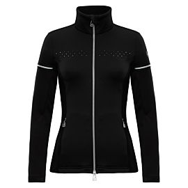 Toni Sailer Jess Special fleece vest dames black