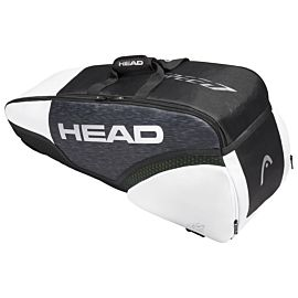 Head Djokovic 6R Combi tennistas black white