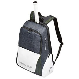 Head Djokovic Backpack tennistas black white