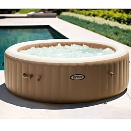 Intex PureSpa Bubble Massage opblaasbare jacuzzi 6 personen