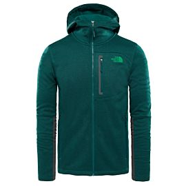 The North Face Canyonlands Hoodie Fleece vest heren botanical gard