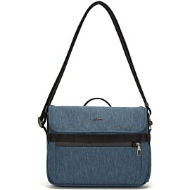 Pacsafe Metrosafe X Messenger anti diefstal schoudertas dark denim