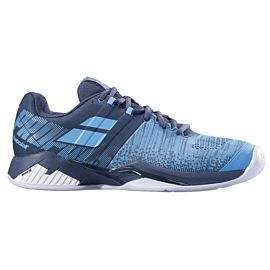 Babolat Propulse Blast Clay tennisschoenen heren grey blue