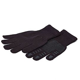 Brabo Wintergloves Smart hockeyhandschoenen black