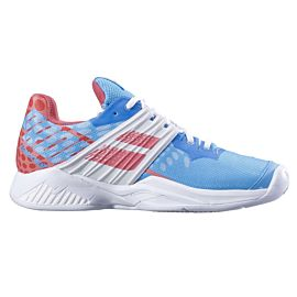 Babolat Propulse Fury Clay tennisschoenen dames sky blue pink