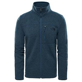 The North Face Gordon Lyons Fleece vest heren shady blue heather