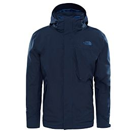 The North Face Mountain Light Triclimate outdoor jack heren urban navy