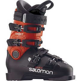 Salomon Ghost LC 65 skischoenen junior black orange