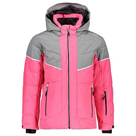 CMP 39W2105 winterjas junior fuxia fluo