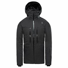 The North Face Chakal winterjas heren dark grey heather