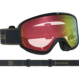 Salomon Four Seven Photo Goggle skibril black