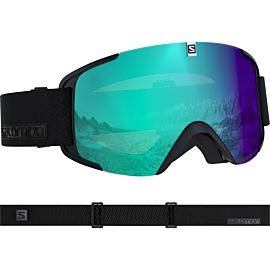 Salomon X View Photo Goggle skibril black