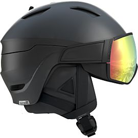 Salomon Driver Photo helm black