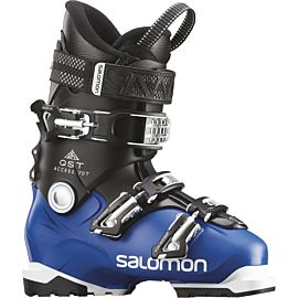 Salomon Quest Acces 70T skischoenen junior raceblue black white