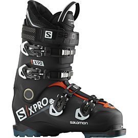 X Pro X90 CS skischoenen heren black white blue