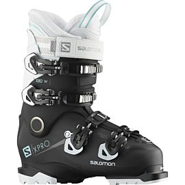 Salomon X Pro 80 CS skischoenen dames black white blue