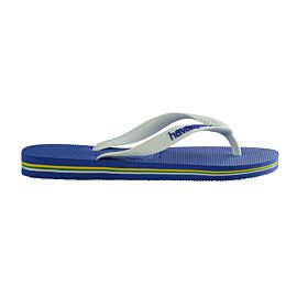 Havaianas Brasil Logo slippers junior marine blue