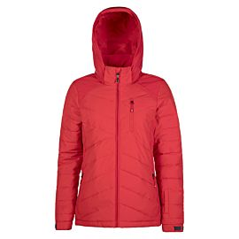 Protest Nocton 18 winterjas dames tulip red