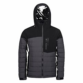 Protest Mount 18 softshell winterjas heren true black