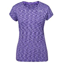 Li-Ning Hope hardloopshirt dames purple